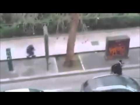 Charlie Hebdo Paris France Shooting Paris Shooting 11 dead French satirical newspaper Charlie