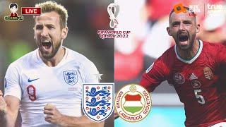 🔴LIVE เชียร์สด : อังกฤษ พบ ฮังการี | ฟุตบอลโลก รอบคัดเลือก โซนยุโรป