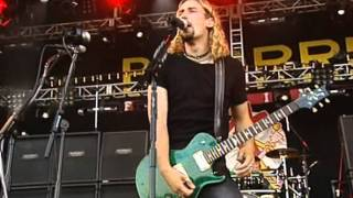 Nickelback - Breathe (Bizarre 2002)