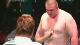 Osetian Fighter Alan Karaev vs Tomoxiko   Осетин Алан Караев против Томохико