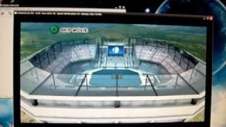 Dolphin Wii/Gamecube Emulator on my PC running Super Smash Bros. Brawl full speed 720p :D