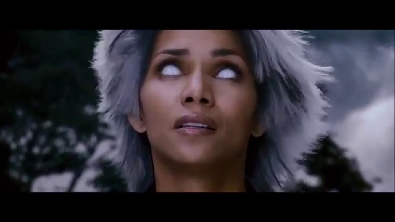 storm in x men 3 the last stand youtube