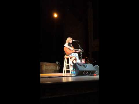 Julianne performs with Bo Bice at the Lexington Village Theater
