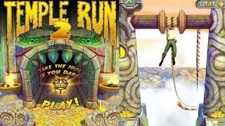 Temple Run 2 - Sky Summit Gameplay #4   Android Gameplay   Friction Games