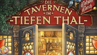 Serve beer to all in Die Tavernen im Tiefen Thal — Fun & Board Games w/ WEM