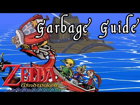 Garbage Guide To Zelda Wind Waker Story