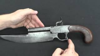 Elgin Cutlass Pistol at RIA