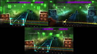 rocksmith remastered holiday by green day leadrhythmbass