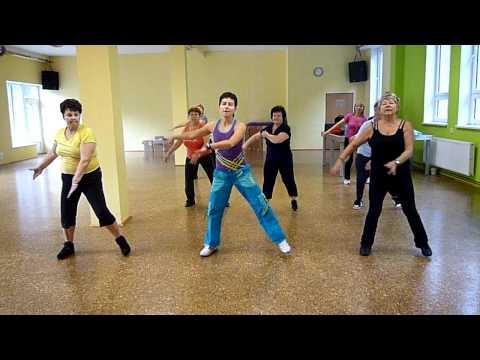 Zumba Gold – Jannifer Lopez- Lets get loud
