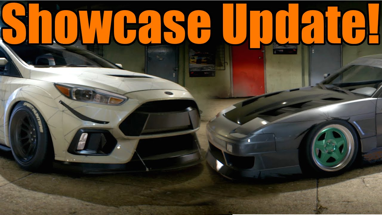need for speed 2015 the new showcase update new car parts youtube. Black Bedroom Furniture Sets. Home Design Ideas