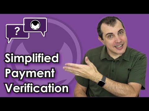Bitcoin Q&A: Simplified Payment Verification (SPV)