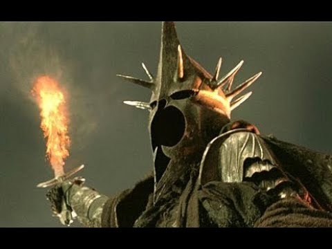 The WITCH KING Of Angmar* Leader Of The Nazgul- LOTR