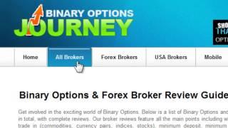 Binary Options Trading Guide | BinaryOptionsJourney.com