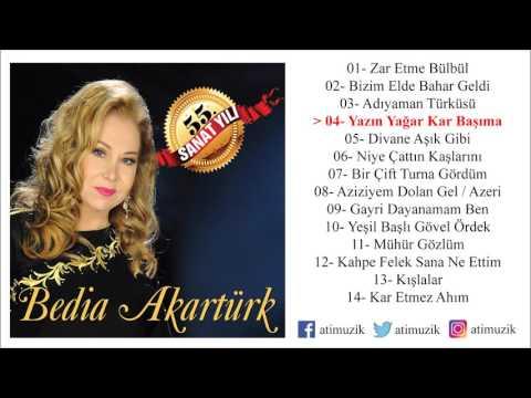 Bedia Akartürk  - Yazın Yağar Kar Başıma [Official Video] 55. Sanat Yılı