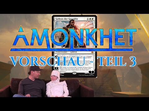 Amonkhet Vorschau Teil 3 deutsch traderonlinevideo Magic Trader