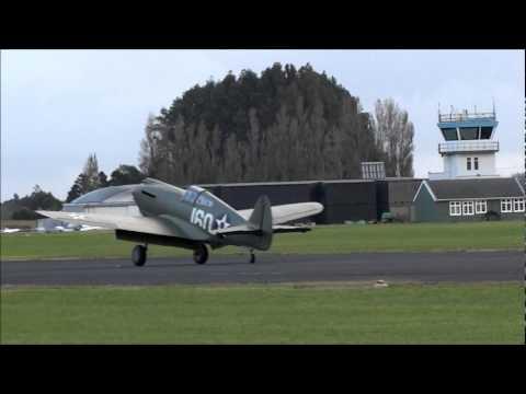 Test flights of AK295