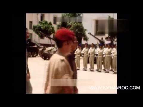 FARMAROC   Tentative de coup d'État à Rabat et Skhirate le 10 juillet 1971   YouTube
