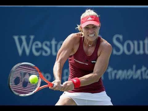 2016 Western and Southern Open Quarterfinals | Kerber vs Suarez Navarro | WTA Highlights