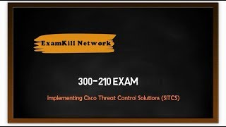 3 Months Free Subscription of 300-210 Exam Dumps 2018