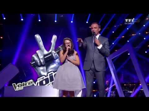Chandelier ( Sia ) Cover by Melina Leva ( The Voice Kids france ...