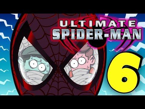 Ultimate Spider-Man - EP 6: The Shockster | SuperMega