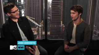 Daniel Radcliffe MTV  Rough Cut