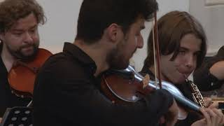 J.S.Bach – Concerto For Oboe & Violin BWV 1060, II. Adagio