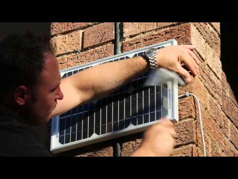 Solar Home System by SolarWorks!