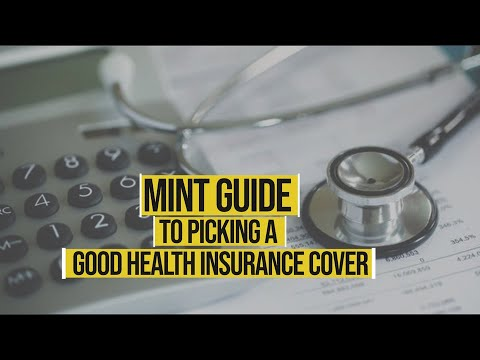 Mint guide to picking a good health insurance cover | Why Not Mint Money thumbnail