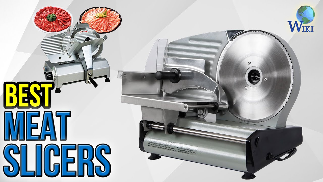 10 Best Meat Slicers 2017 - YouTube
