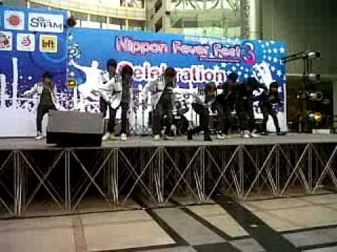Aman+Don't Don+Bonamana - Soul yunzes cover Super junior @ Nippon of the year