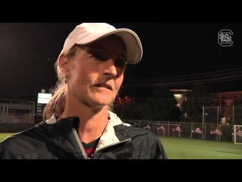Shelley Smith Post-Match Comments (Alabama) - 9/27/15