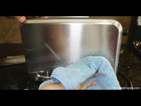 The BEST Product for Cleaning Stainless Steel Appliances