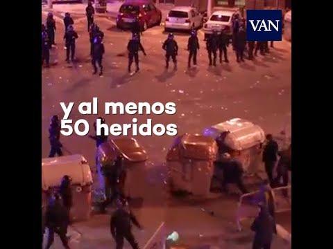 La detención de Puigdemont y las movilizaciones en Catalunya