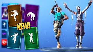 *NEW* Fortnite Season 8 Leaked Cosmetics (Drum Major, Slap Happy, Spring-Loaded)