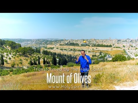 """Transformed by the Holy Spirit"" - MOUNT OF OLIVES - Episode 14 - The Promise TV SERIES"