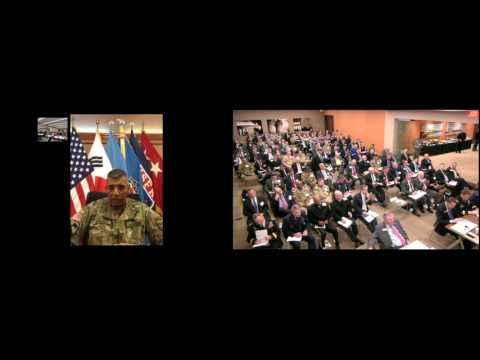AUSA Air and Missile Defense 2017 - Gen. Vincent K Brooks