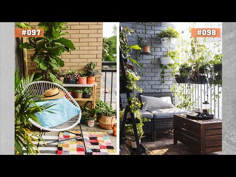 100 Cozy Balcony Garden Ideas   How to Decorate Your Balcony
