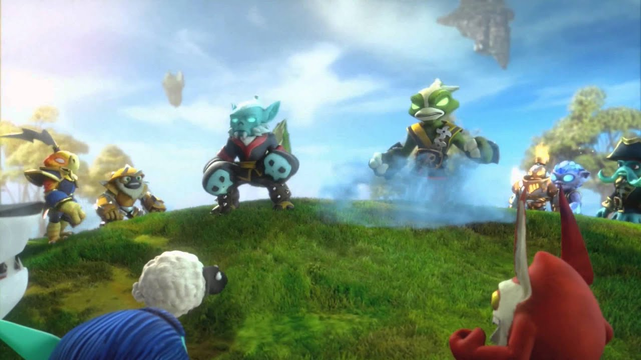 "SKYLANDERS: SWAP FORCE ""Just Like SWAP Force"" Trailer"