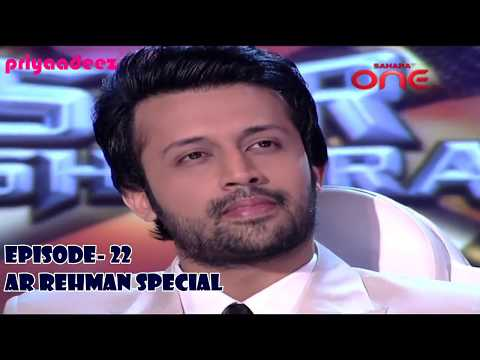 Atif Aslam  & Asha Bhosle Moments| Surkshrta | Part 3