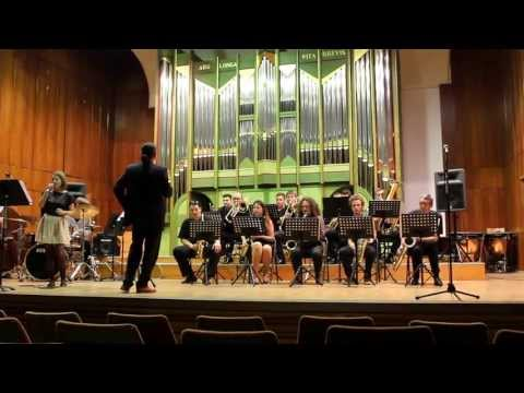 Big Band-ul Universitatii Nationale de Muzica Bucuresti - Day by Day