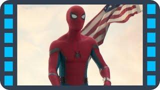 Чувачок-паук с Ютуба — «Человек-паук: Возвращение домой» (2017) сцена 1/3 HD