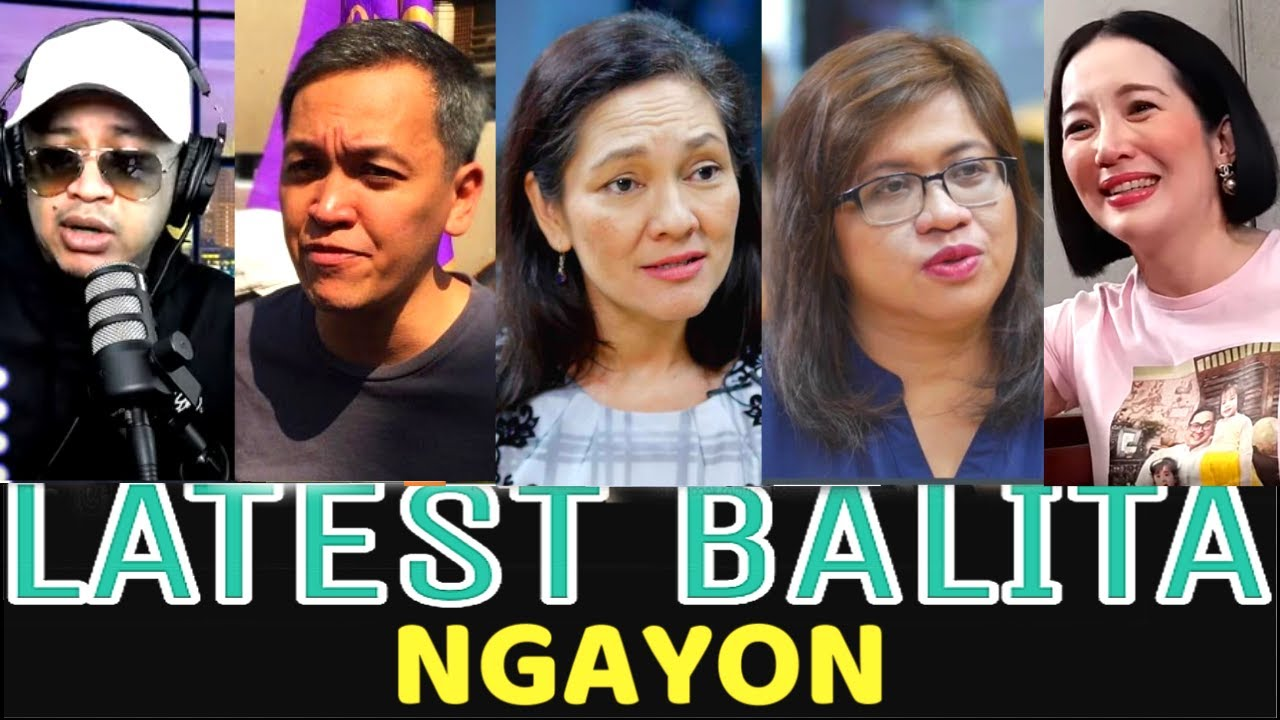 LATEST NEWS - AUGUST 6, 2020 | BANAT BY/KRIS AQUINO/JOVER LAURIO/RENATO REYES/SEN. HONTIVEROS