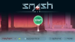 Smash Hit Android (Premium) [Mod: Unlimited Balls]