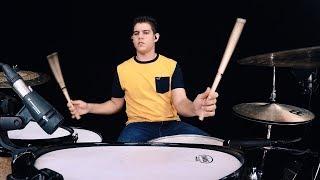 Héctor García -  Señor Eres Fiel - Israel Houghton (Drum Cover)
