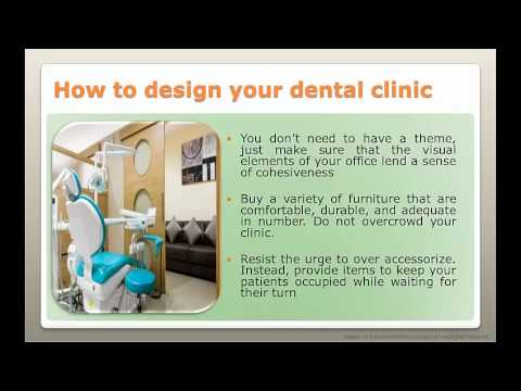 A HowToGuide On Dental Clinic Design  YouTube