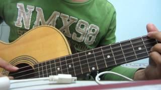 [Demo] Biệt Khúc Chờ Nhau - Toàn Đoàn Guitar Cover