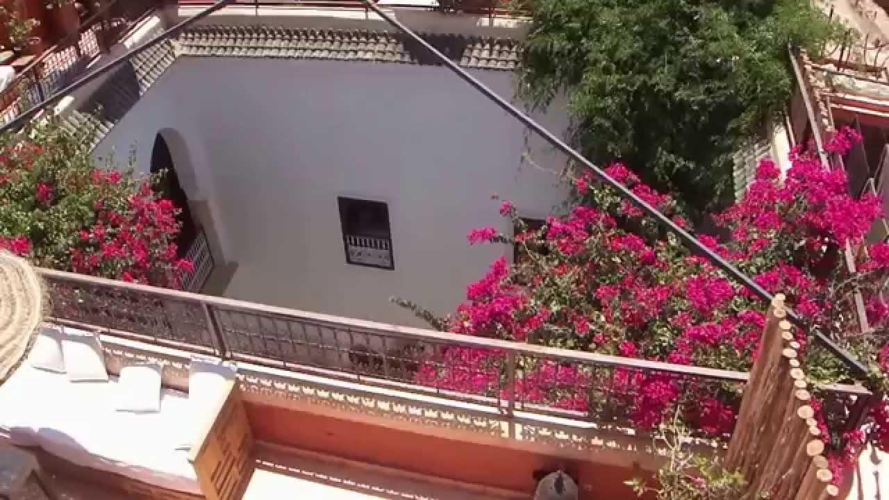 Marrakech Hotel Spa Riad Dar El Aila Morocco Youtube
