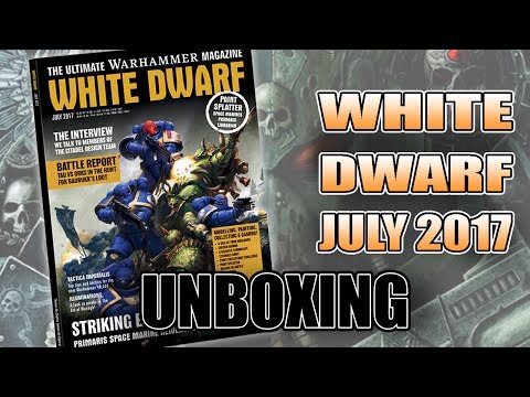 New Primaris & Death Guard: July '17 White Dwarf ...