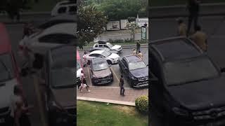 İstanbul'un göbeğinde inanılmaz gasp olayı